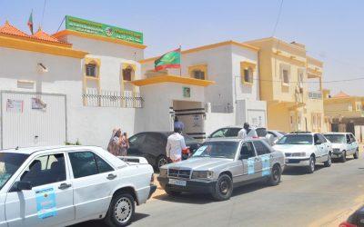 سلطة تتظيم الإشهار تطلق الحملة التوعوية المسموعة ضد كورونا عبر مكبرات الصوت في ولايات نواكشوط