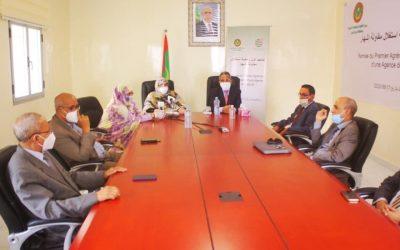 سلطة تنظيم الإشهار تمنح أول رخصة للإشهار في موريتانيا