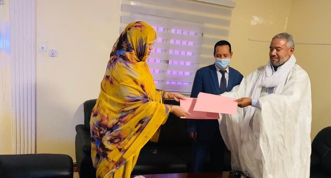 توقيع بروتوكول اتفاق بين سلطة تنظيم الإشهار ورابطة عمد بلديات نواكشوط