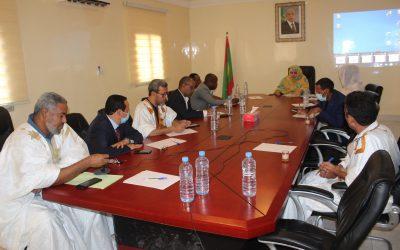 اجتماع بين سلطة تنظيم الإشهار وبلديات نواكشوط حول ضبط وتنظيم الإشهار الخارجي