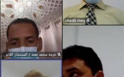 لقاء تحضيري لاجتماع مشترك بين موريتانيا وتونس في مجالات الإشهار والإعلانات (صور)