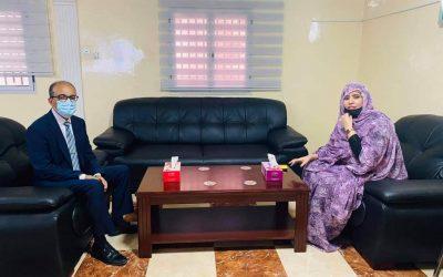 السفير التونسي في بلادنا يؤدي زيارة لسلطة تنظيم الإشهار لنقاش سبل الشراكة في مجالات الإشهار